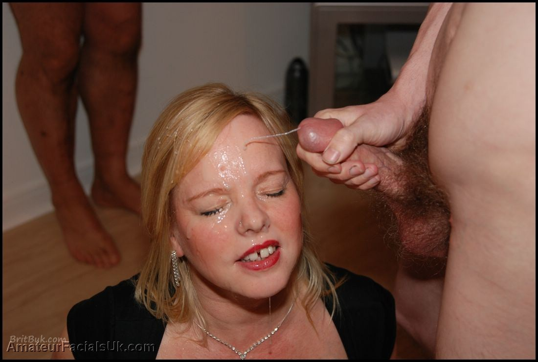 Gorgeous british donna is tricked into fucking three guys 8