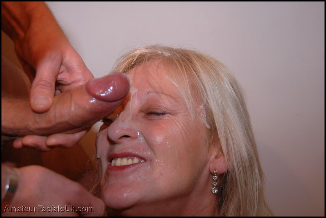 A good cum facial makes wonders for the skin