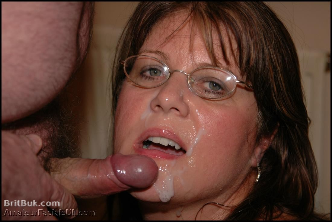 Sweet milf in white lingerie has her hose ripped and her pus 3
