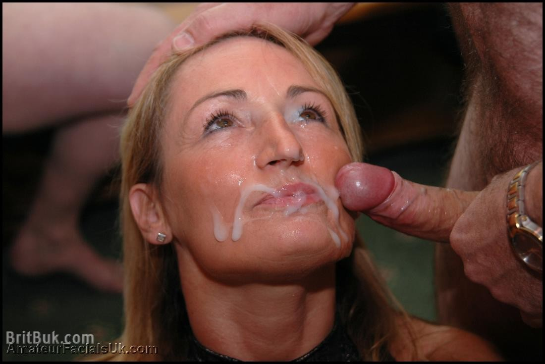 That necessary. Mature british cum facials something