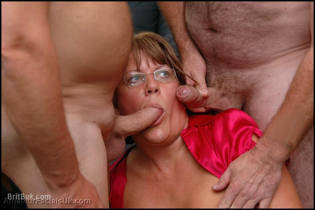 Alluring cougar doing what she does best 13 1