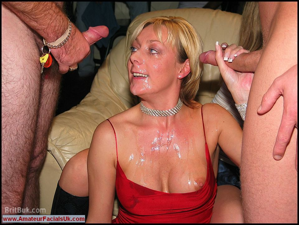 Mature women give great blowjob