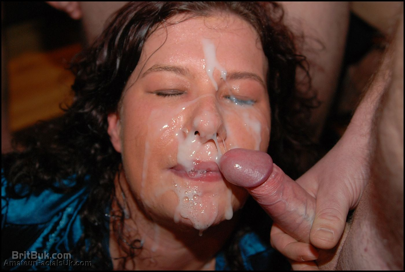 free amateur homemade facial videos