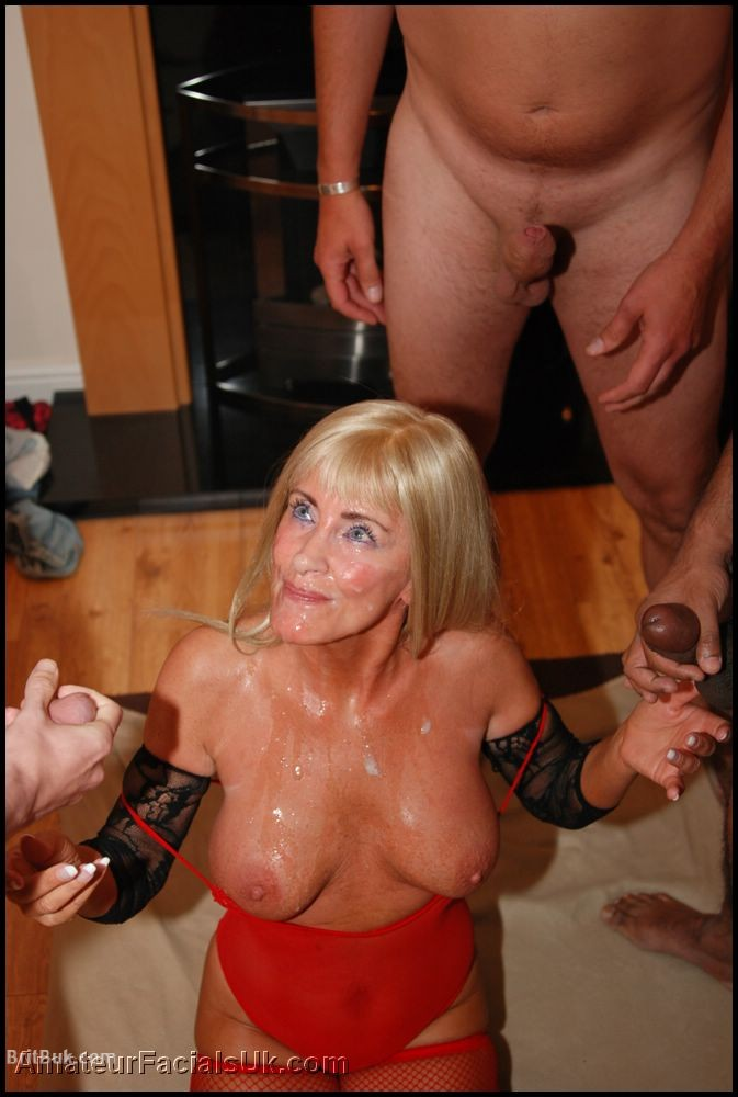image Extreme german bukkake fuck party orgy
