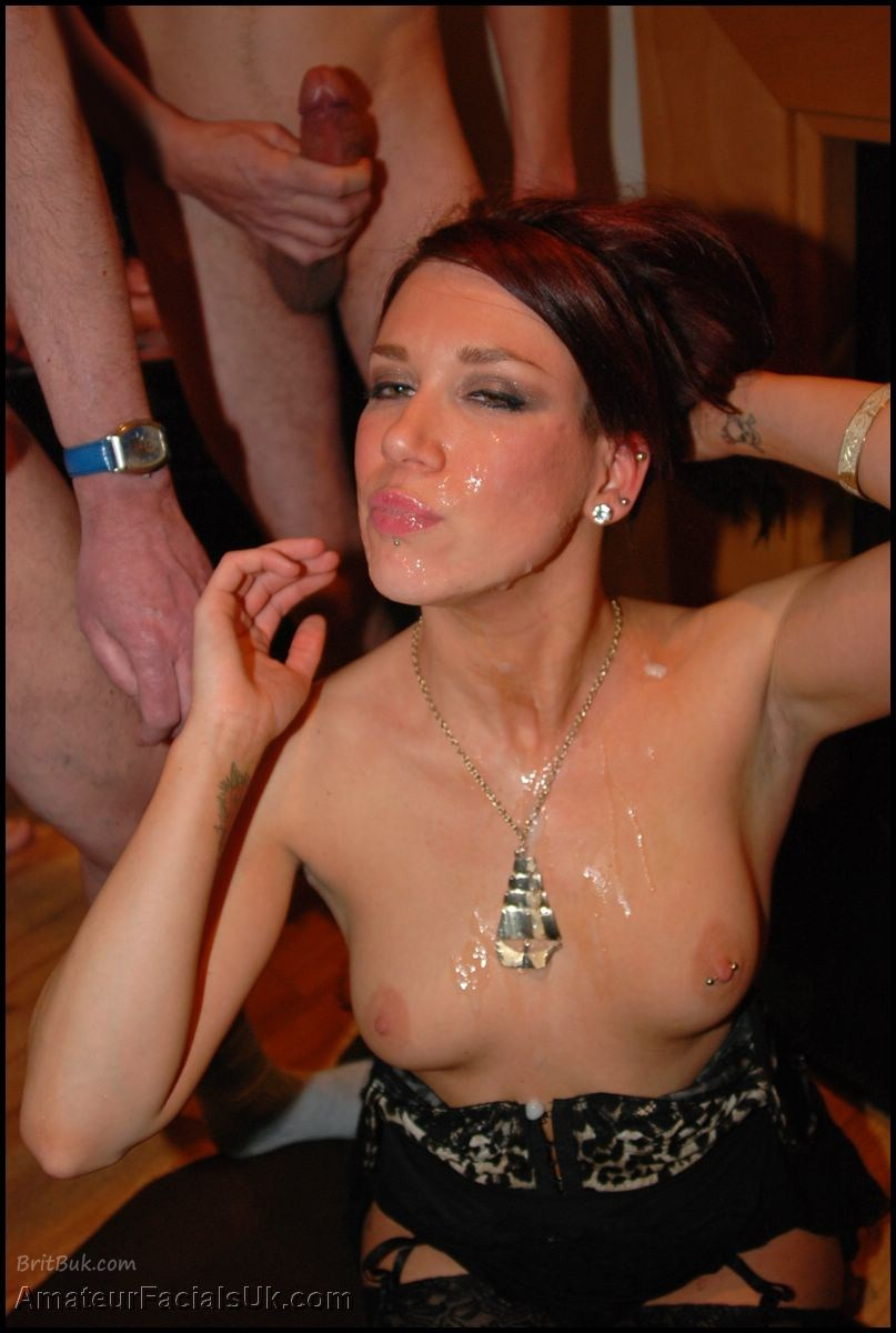Milf Facial Galleries