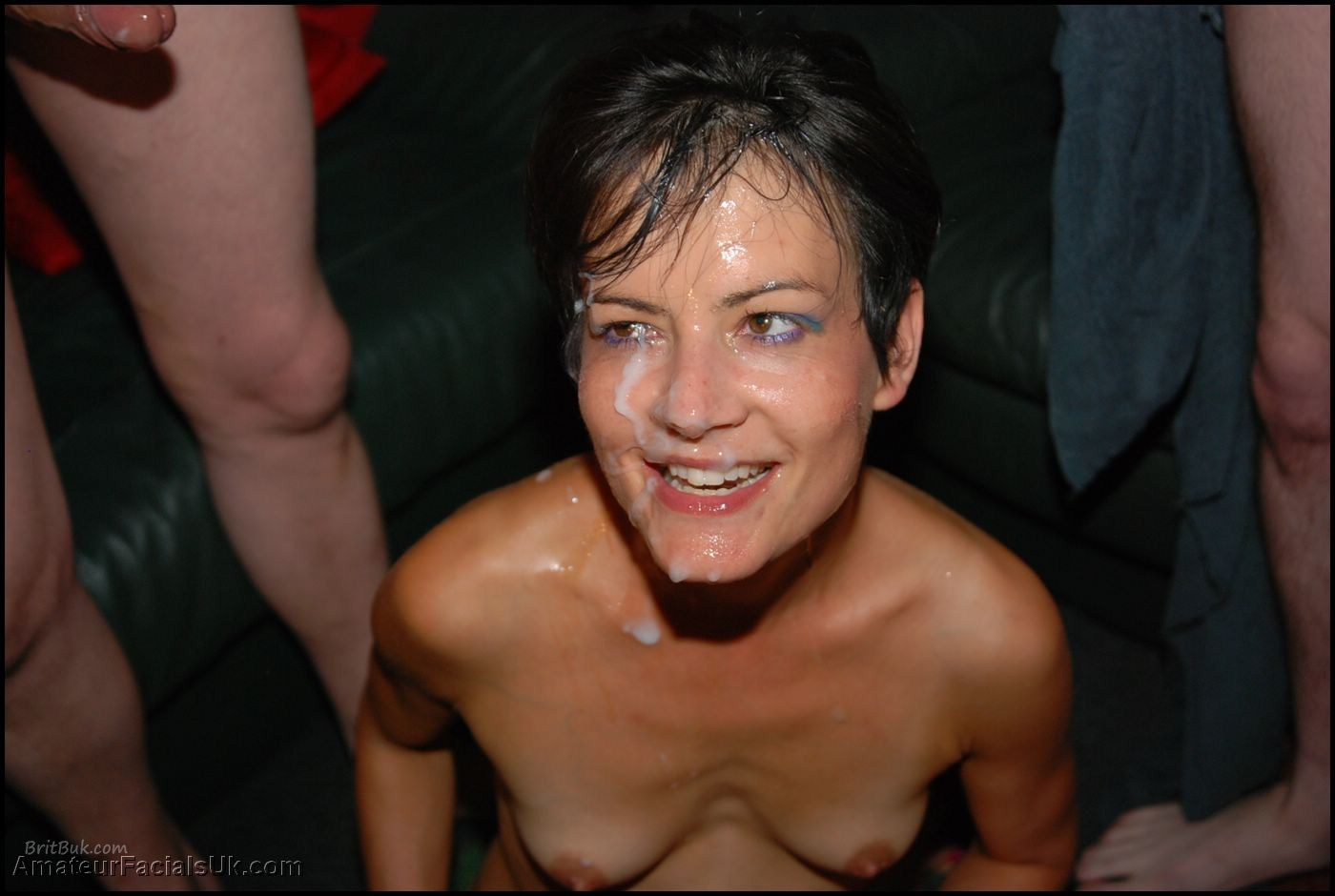 A hot wet milf and a begging boy 5