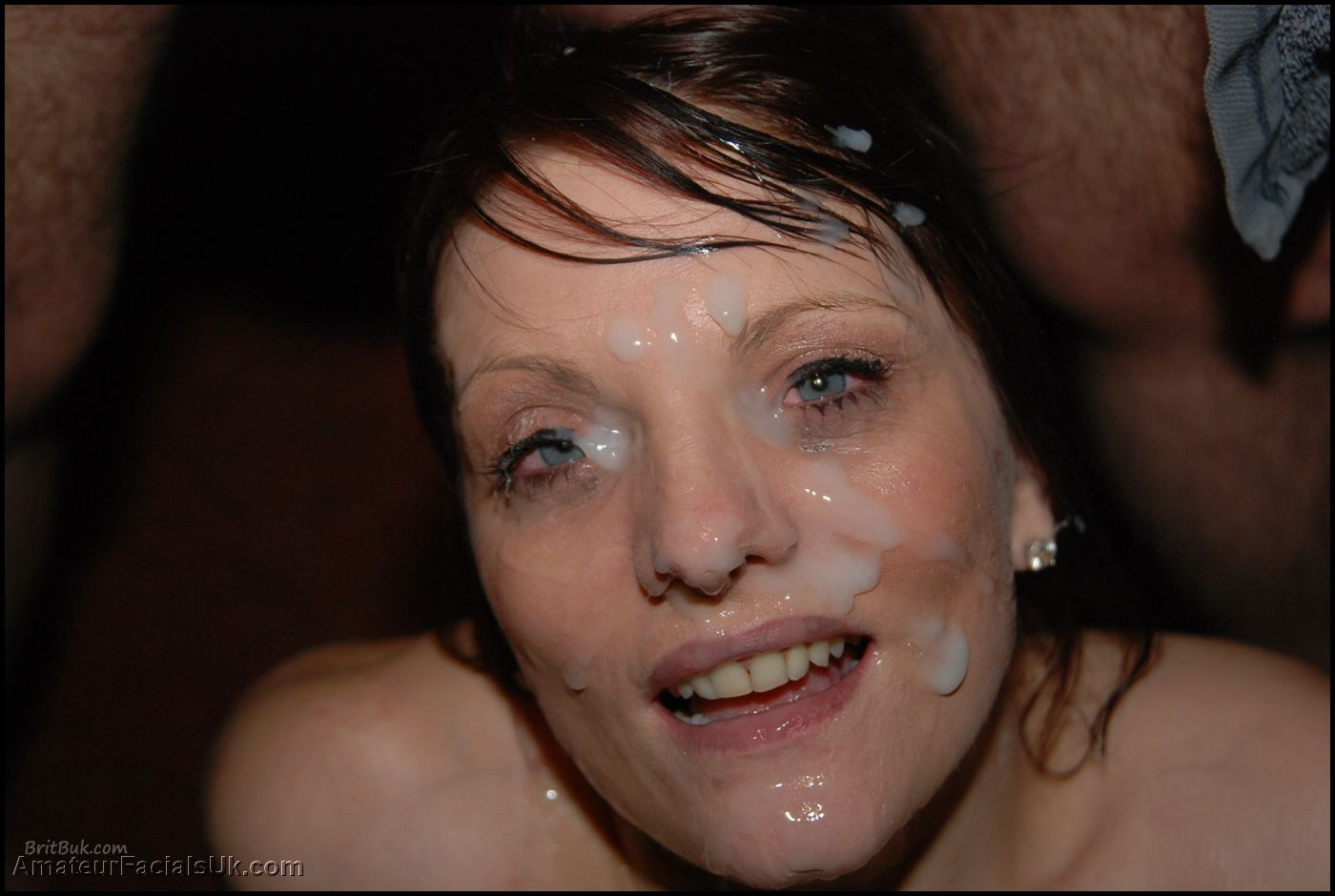 Extreme multiple amateur blowjob mother