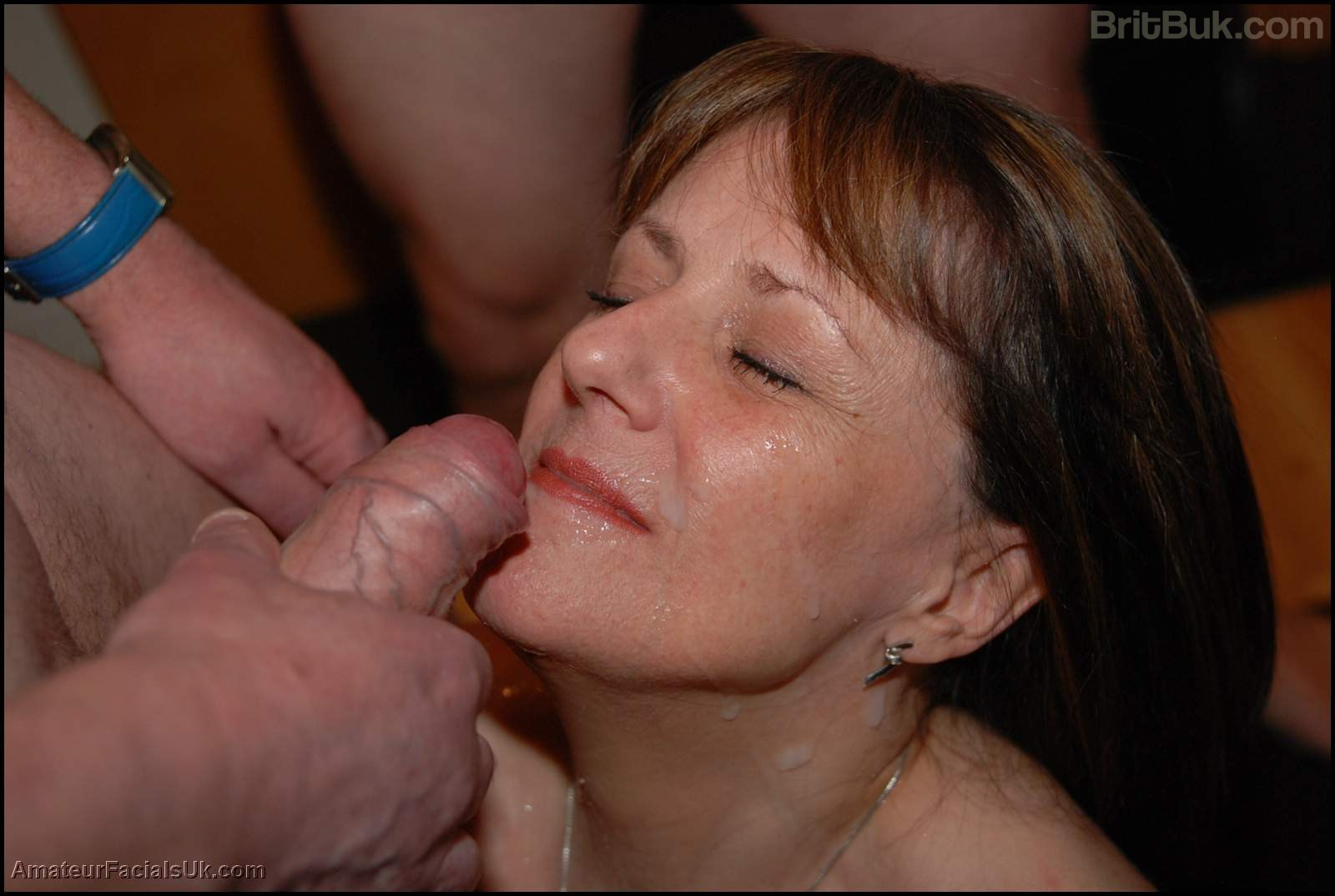 Opinion, amateur milf facial bukkake Unfortunately! think