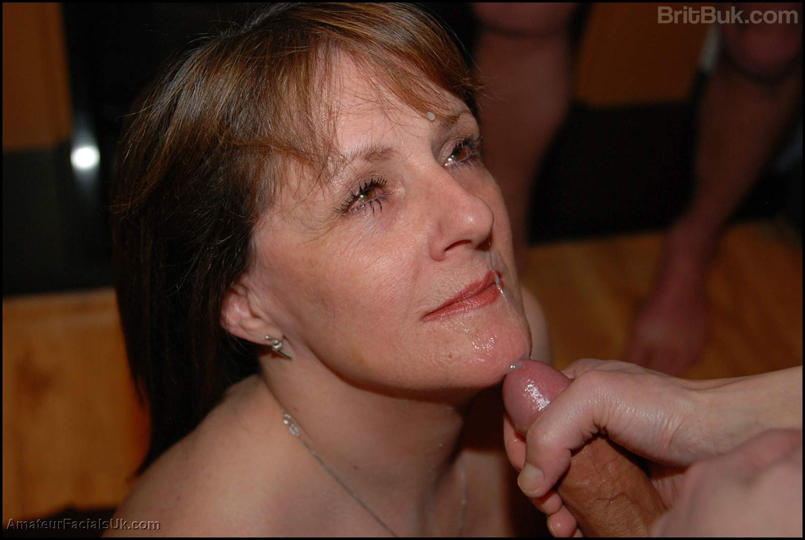 Mature Cum Party