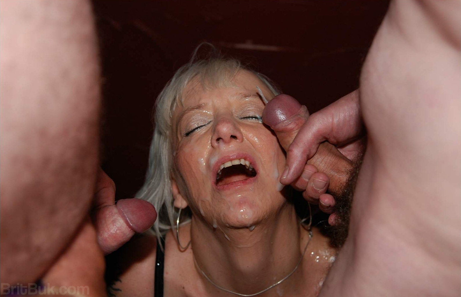 Old granny cum slurper speaking, would