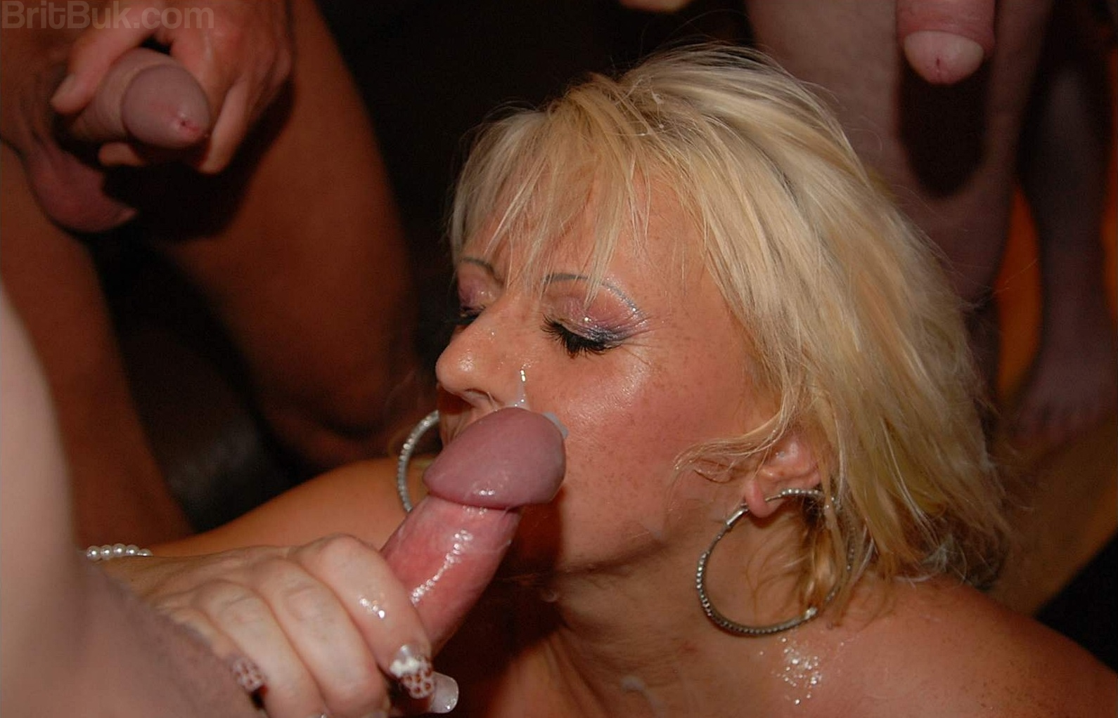 from poland milf caprice facials fest