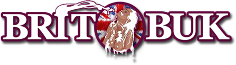 Britbuk, the #1 in British Bukkake.- logo