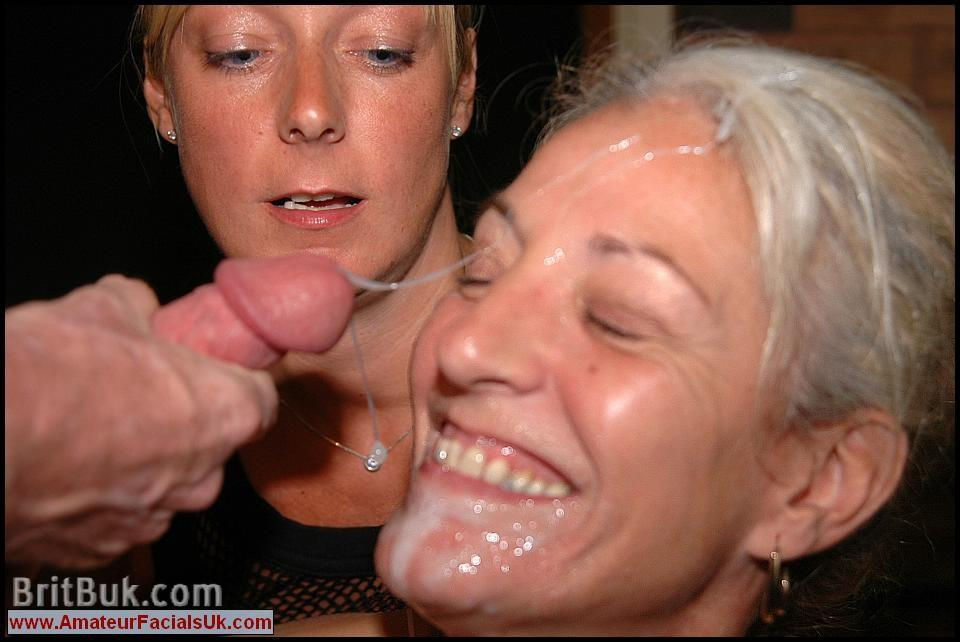GILF Granny Bukkake Session Samples