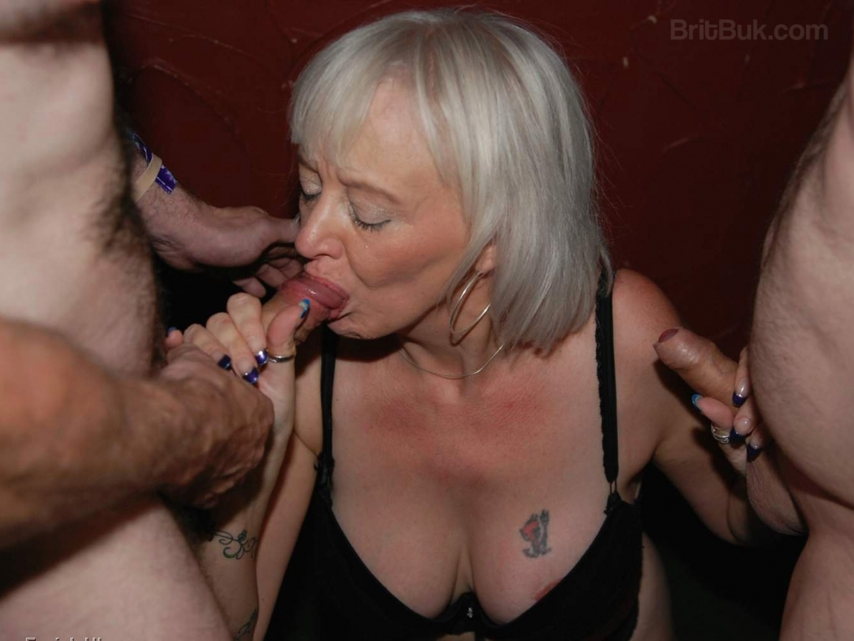 Xxx bukkake mature shit