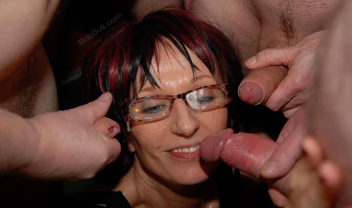 Amateur facials uk bukkake